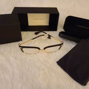 Alexander McQueen Optical Glasses